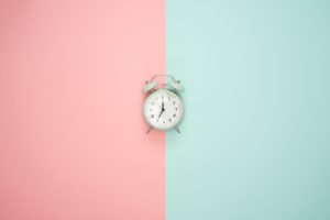 Bilinguals have a different concept of time