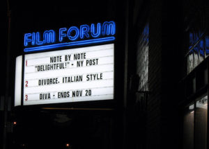 Where to Watch Foreign Films: NYC