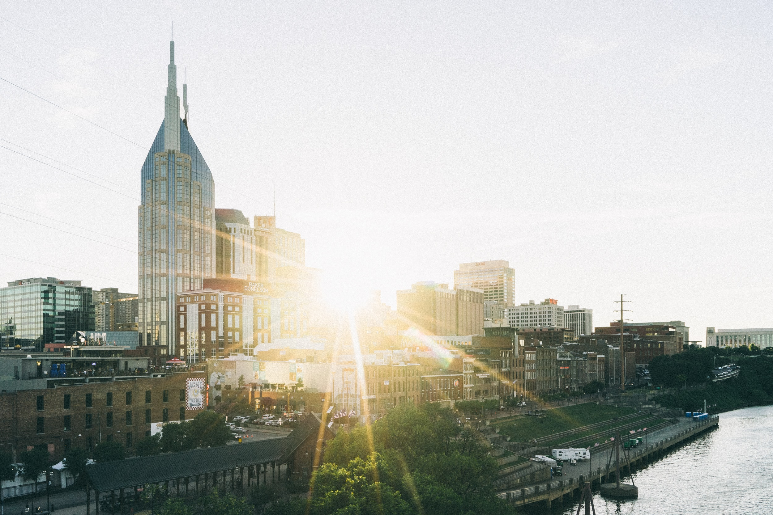 Where to Meet on a Lex 'Language Experience': Nashville Edition
